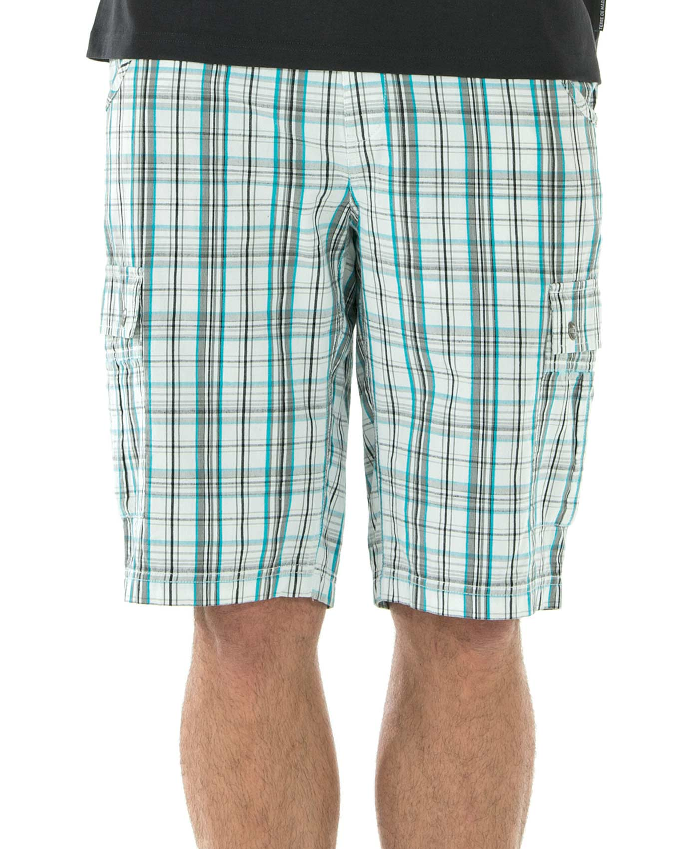Bermuda homme carreaux short bermuda mode homme terre for Short a carreaux homme