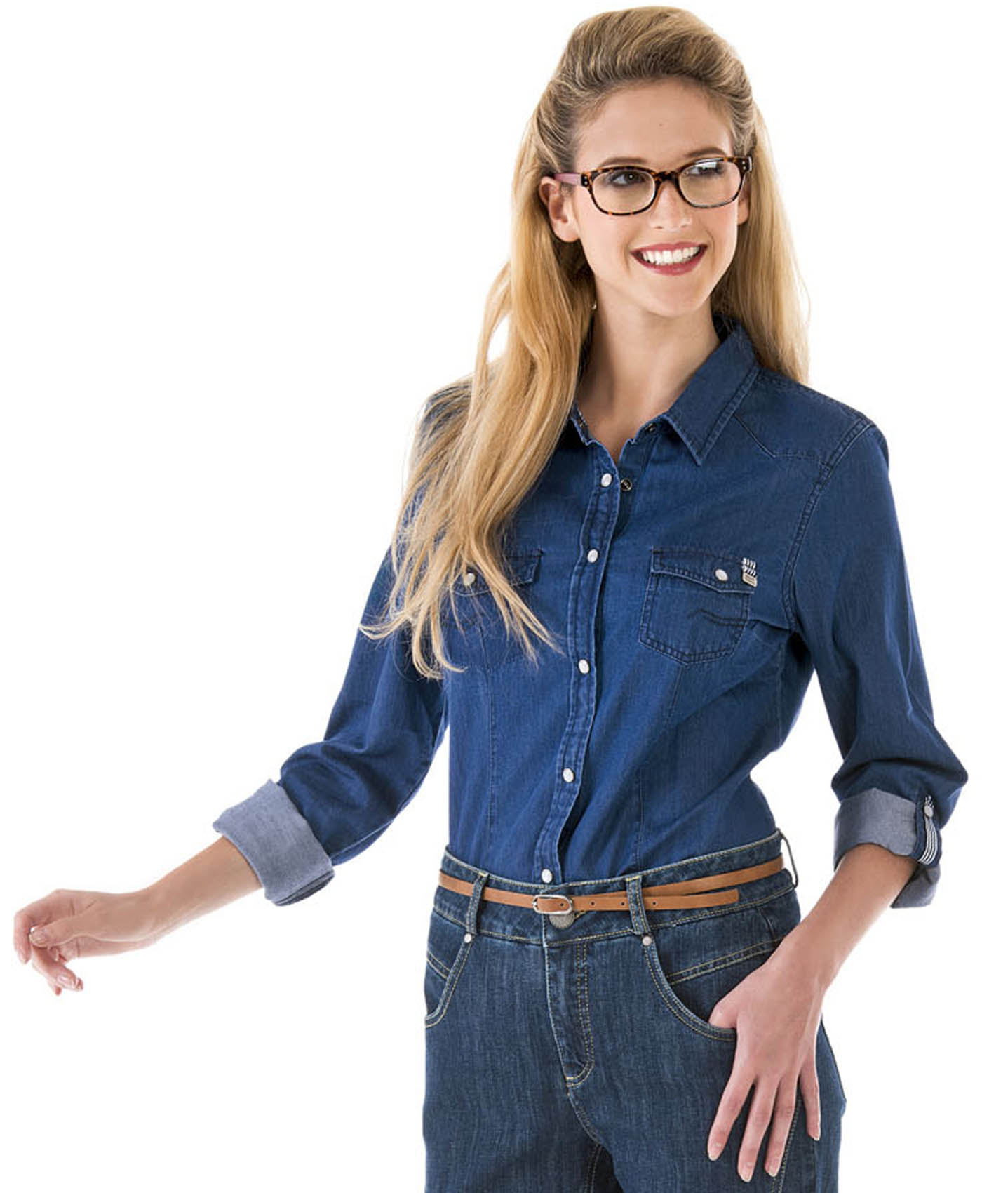 chemise femme denim bleu chemisier tunique blouse mode femme terre de marins. Black Bedroom Furniture Sets. Home Design Ideas