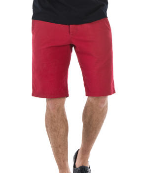 Bermuda homme piment - Mode marine Homme