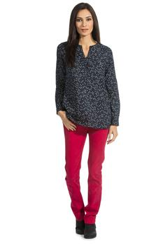 Look femme Blouse pois - Mode marine Nos looks